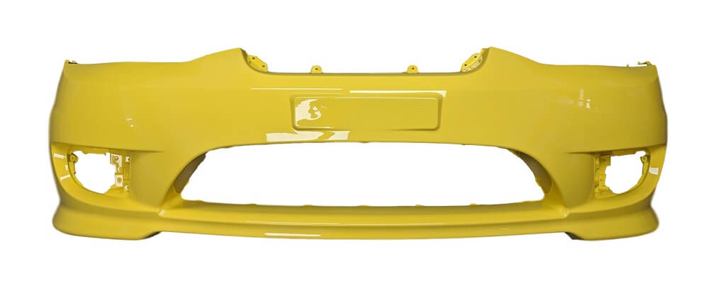 2006 Hyundai Tiburon Front Bumper Painted To Match Vehicle