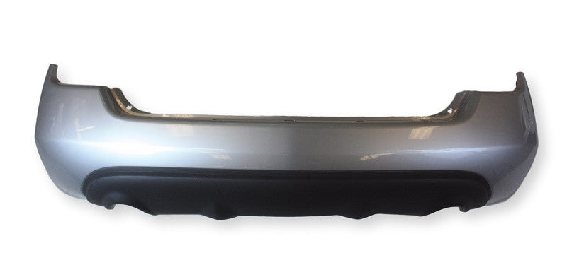2006-2007 Nissan Murano Rear Bumper Cover w Step Pad Holes_NI1100243