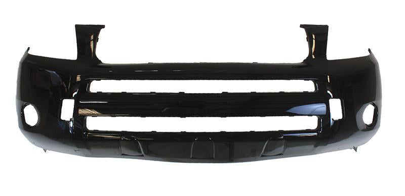 2006-2008 Toyota RAV4 Front Bumper; Base_Limited Models; w_o Wheel Opening Flares; TO1000319; 5211942955