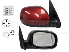 2006 Toyota Sequoia : Painted Side View Mirror