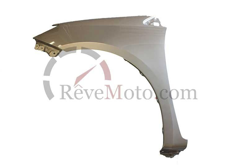 2004-2010 Toyota Sienna Fender (Driver Side); w_o Antenna Hole; TO1240202; 53812AE020