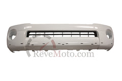 2005 Toyota Tacoma Front Bumper X Runner Painted Super White (040); 5211904904