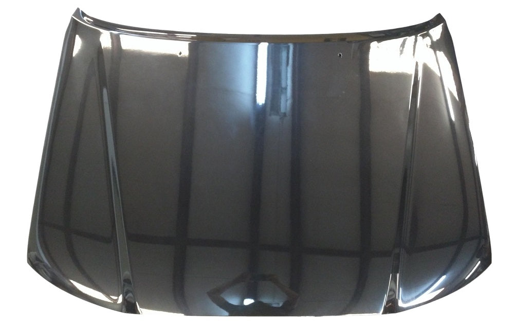 2006 Toyota Tacoma _ Hood Without Scoop Painted Black Sand Pearl (209)