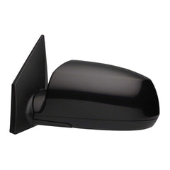 2008 Kia Rio 5 Driver-Side View Mirror, Manual