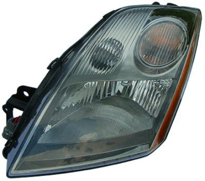 2007-2009 Nissan Sentra Driver-Side Headlight (for SE-R models)