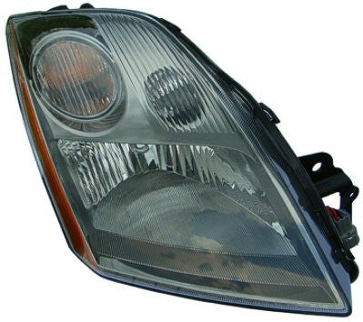 2007-2009 Nissan Sentra Passenger-Side Headlight (for SE-R models)