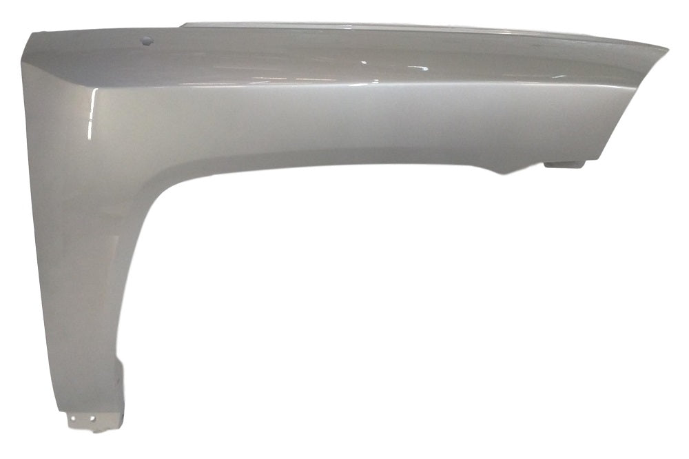 2007-2010 Jeep Compass Fender Painted Bright Silver Metallic (PS2) - Left