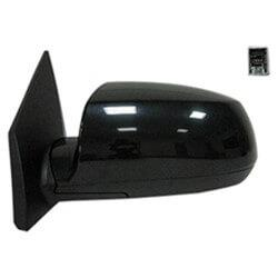 2008 Kia Rio5 : Side View Mirror Painted