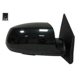 2009 Kia Rio5 : Side View Mirror Painted