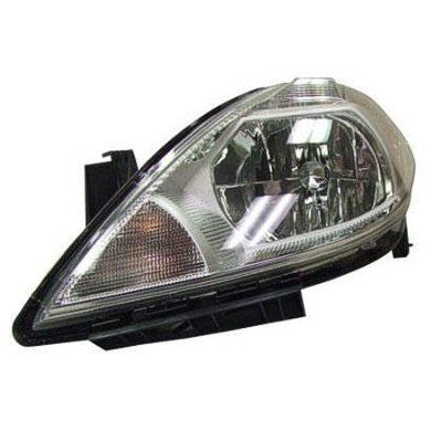 2007-2010 Nissan Versa Driver-Side Headlight