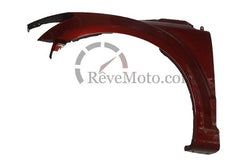 2007-2011 Dodge Caliber Fender Painted Inferno Red Crystal Pearl (PRH), Left