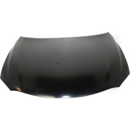 2007 Toyota Camry Hood, USA Built Painted Black (202)