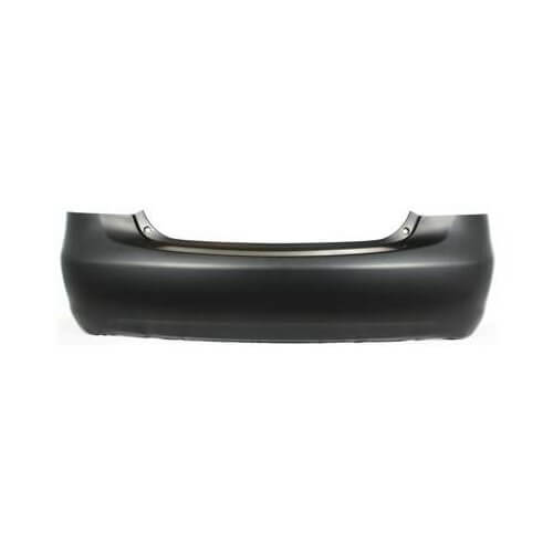 2007-2011 Toyota Yaris Rear Bumper; Sedan; TO1100249; 5215952929