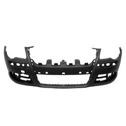 2007-2011 Volkswagen EOS Front Bumper (w/ Side Light Holes) - VW1000167