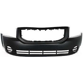 2007-2012 Dodge Caliber Front Bumper (except SRT-4; w Fog Lamps) - CH1000870