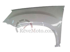 2007-2012 GMC Acadia Fender Painted White Diamond Pearl (WA800J), Driver-Side