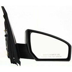 2007-2012 Nissan Sentra Passenger Side Power Door Mirror Power, Non-Folding, Non-Heated_NI1321167