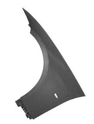 2007-2013 BMW 3Series Fender (Driver Side); Coupe/Convertible- Thermoplastic; Made of Plastic/ Fiber; 3L Eng.; BM1240142; 41357168987