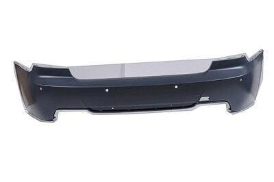 2007-2013 BMW 3Series Rear Bumper; Coupe_Convertible- w_ M-Package; w_o Park Assist Sensor Holes; w_o PDC Sensor Holes; 3.0 Liter; BM1100227; 51128041203