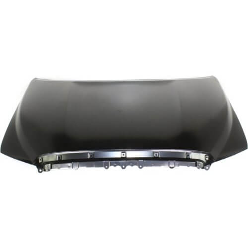 2007-2013 Toyota Tundra Hood; Pick-up; Made of Steel; TO1230209; 533010C030TUN