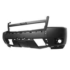 2007-2014 Chevrolet Avalanche Front Bumper Cover w Off Road Pkg_GM1000830