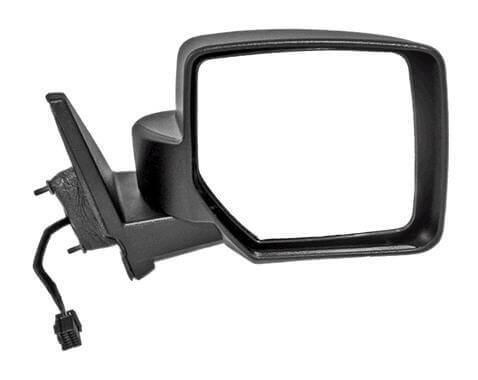 2007-2017 Jeep Patriot Side View Mirror (Non-Heated; Manual; Left) - CH1320281