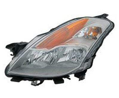 2007 Nissan Altima Sedan Headlight (without HID)
