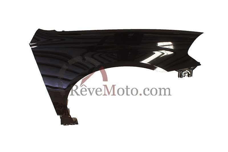 2011 Chevrolet Impala Driver Side Fender Painted Black (WA8555)_ 89023525