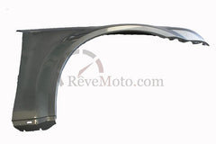 2007 Chrysler 300 Fender Passenger Side Painted Silver Steel Metallic (PA4)