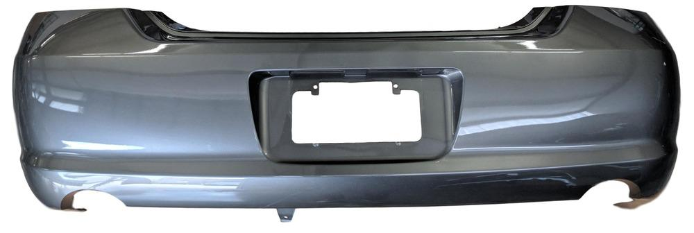 2008 Toyota Avalon Rear Bumper Painted Black (202)