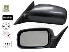 2009 Toyota Camry : Side View Mirror Painted