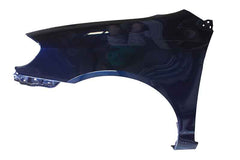 2003 Toyota Corolla Driver Side Fender Painted Indigo Ink Pearl (8P4); 5380202070