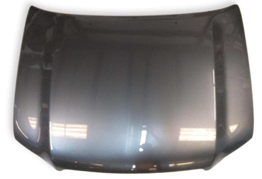 2001-2007 Toyota Highlander Hood; Also Fits Hybrid Models; w_ Hood Mounted Washer Holes; TO1230187; 5330148090