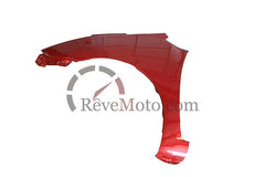 2007 Toyota Prius Driver Side Fender Painted Barcelona Red (3R3)