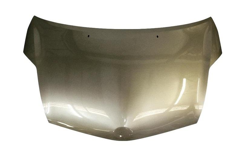 2004-2009 Toyota Prius Hood; Made of Aluminum; TO1230198; 5330147040ALUM