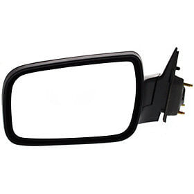 2008-2009 Ford Taurus Driver Side Power Door Mirror (Non-Heated; Power; Manual Folding) FO1320295