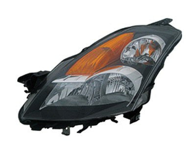 2009 Nissan Altima Sedan Headlight (without HID)