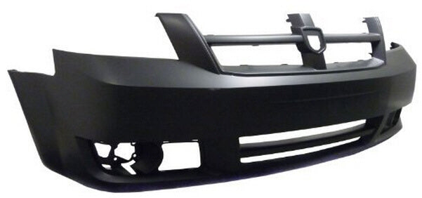 2008-2010 Dodge Caravan Front Bumper (SE Models: w/ Built-In Grille Surround) - CH1000924