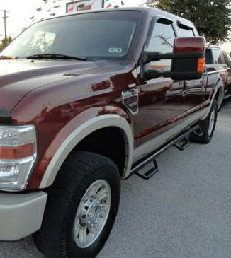 2008 Ford F250 350 Painted Fender Flares Revemoto