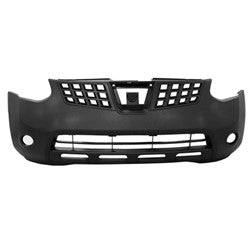2008 Nissan Rogue Front Bumper Painted Black Obsidian (KH3)