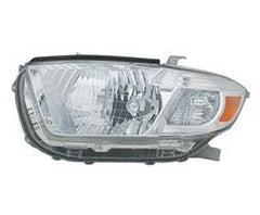 2008,2009,2010 Toyota Headlight; Driver side, Passenger side