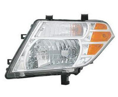 2009 Nissan Pathfinder Headlight