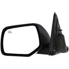 2008-2012 Ford Escape Driver Side Power Door Mirror (Heated; Power; Manual Folding) FO1320294