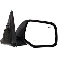 2008-2012 Ford Escape Passenger Side Power Door Mirror (Heated; Power; Manual Folding) FO1321294