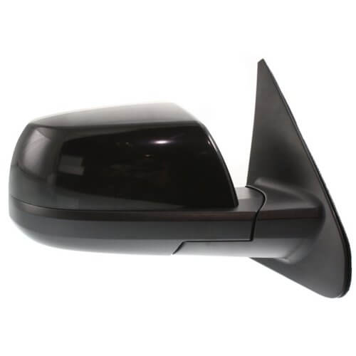 2008-2013 Toyota Sequoia Mirror (Driver Side); SR5 Models; Power; Heated; Manual Folding; w_o Memory; w_o Signal; w_o Puddle Light_ w_ Cold Climate Spec.; TO1320253; 879400C270C0
