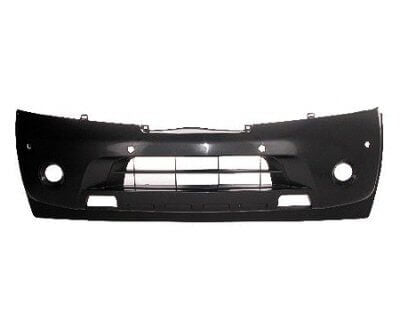 2008-2015 Nissan Armada_2005- Front Bumper Cover wo Park Assist Sensor Holes w Textured Lower Area_NI1000252