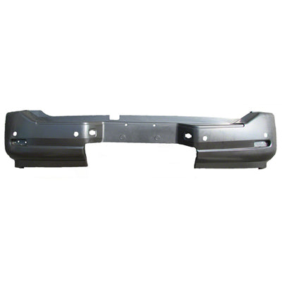 2008-2015 Nissan Armada Rear Bumper Cover w Park Assist Sensor Holes_NI1100261
