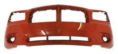 2006 Dodge Charger Front Bumper Painted Hemi Orange Pearl (PLC)