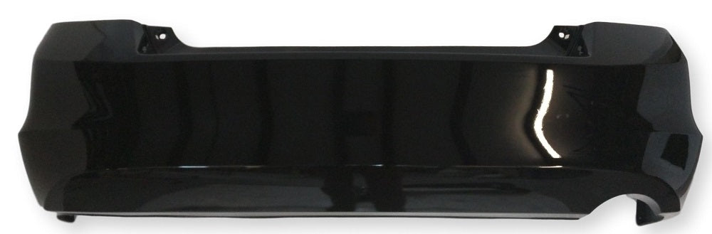 2008 Honda Accord Rear Bumper, 4 Cylinder, Sedan Painted Nighthawk Black Pear (B92P)