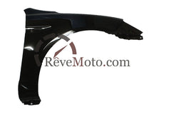 2011 Hyundai Accent Fender Painted Ebony Black (EB)